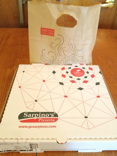 Sarpino\'s Pizzeria -- A Restaurant.com review