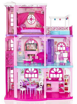 barbie dream house cyber monday