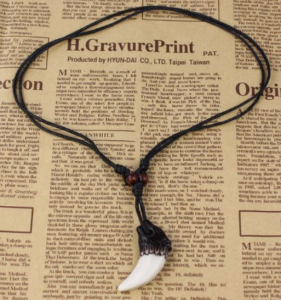 quot wolf tooth quot necklace 2 49 shipped mashup