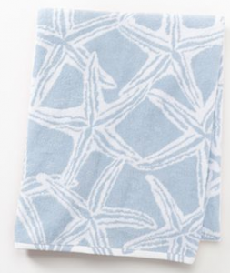 kohls starfish bath towels