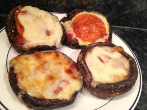 four-portobello-pizzas