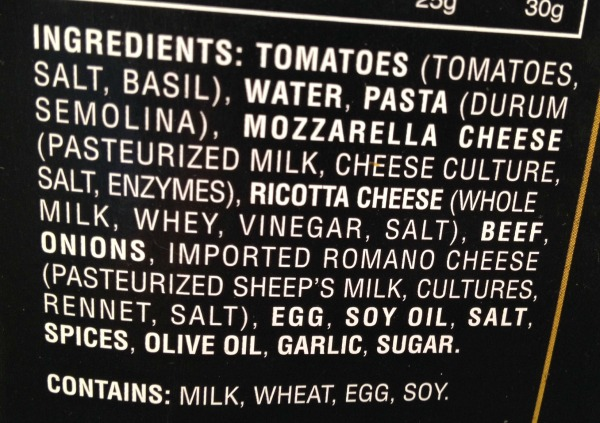 ingredients-michael-angelos-lasagna
