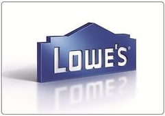 Gift card deals — Lowe's, Jiffy Lube, iTunes