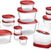 42 piece Rubbermaid Easy Find Lids deal