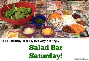 Salad Bar Saturday