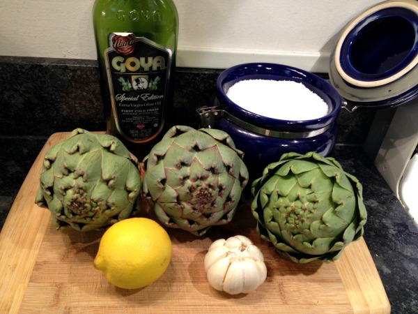 artichokes-ingredients