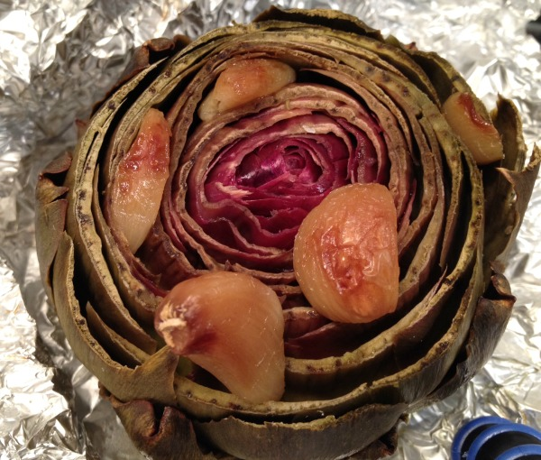 foil-roasted-artichoke