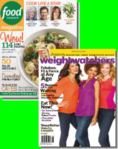 food network and weight watchers bundle