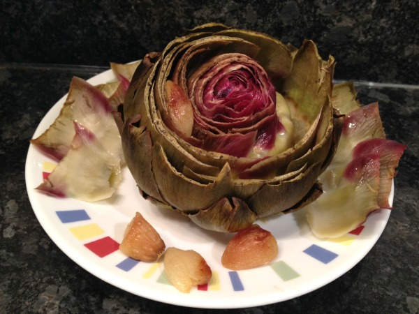 roasted-artichoke-separated-petals