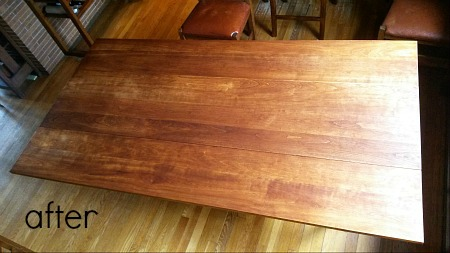 DIY Lemon-Coconut Oil Natural Wood Restorer