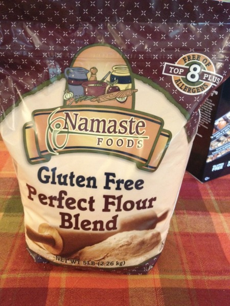 Namaste gluten free flour recipes