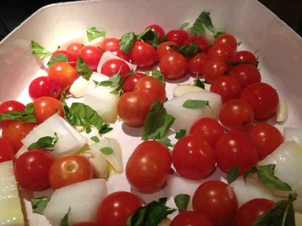 tomatoes-in-pan