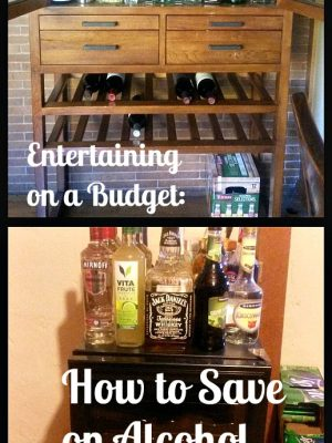 Entertaining on a budget: How to save on alcohol