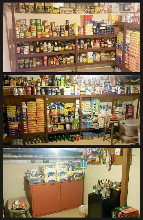 current stockpile