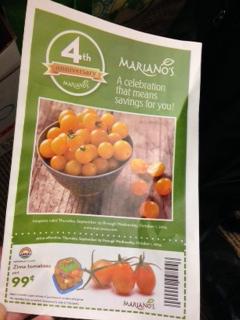 marianos book