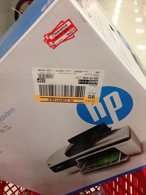 target printer