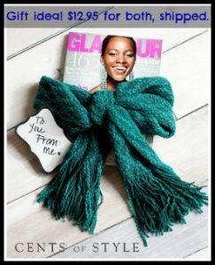glamourscarf