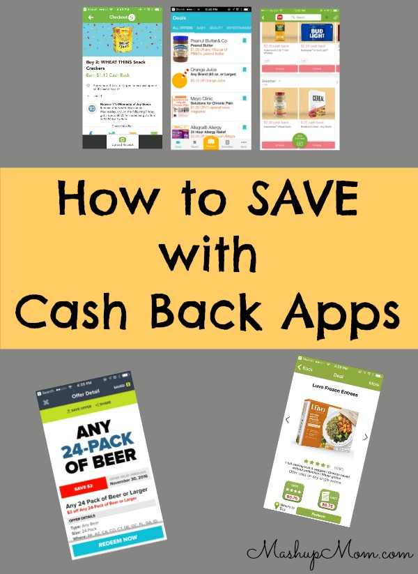 how-to-save-with-cash-back-apps