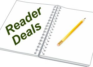 Weekly Reader Deals open comment thread week of 4/2/17