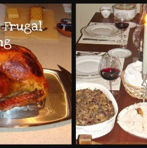Tips for a Deliciously Frugal Thanksgiving