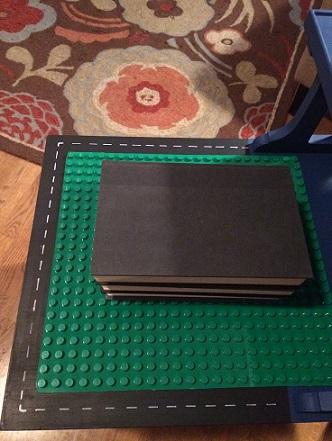 LEGO Table Base plate