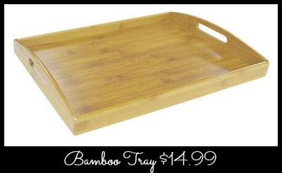 A Bamboo Tray
