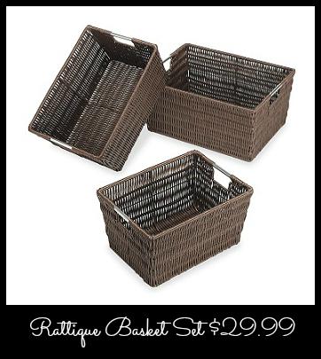 A Basket Set