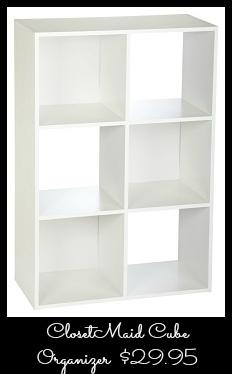 A Closetmaid Cube Organizer