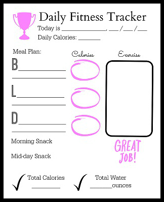 Daily Fitness Tracker Printable Resized 1