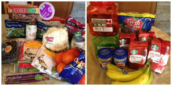 What $21 gets you at ALDI + What $21 gets you at Jewel