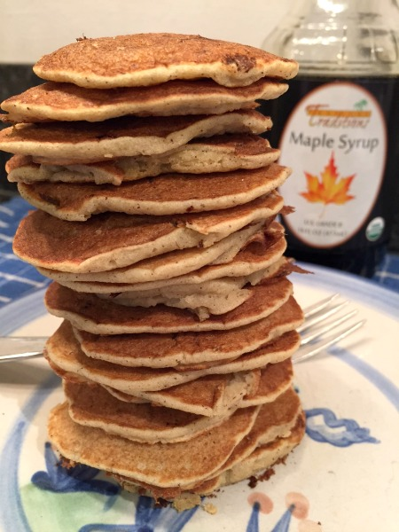 banana-pancake-tower