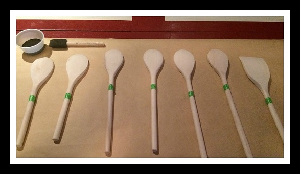 Plant Markers Spoons 1