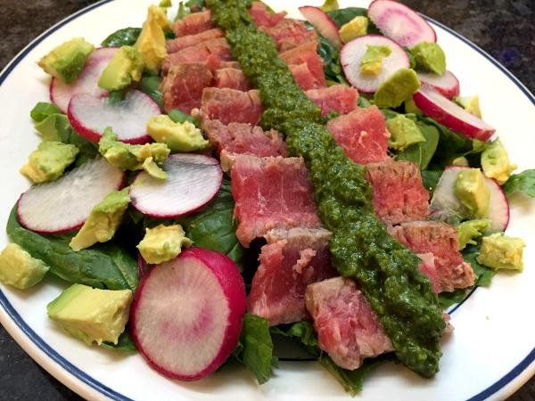 ahi-tuna-salad-wtih-chimichurri-8