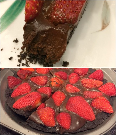 chocolate-strawberry-ganache