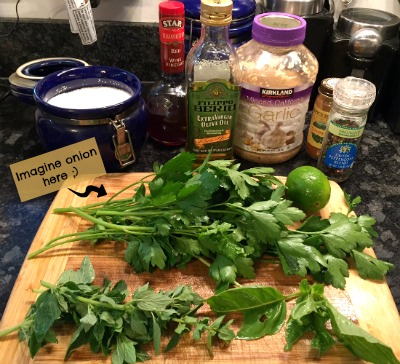 chimichurri-ingredients