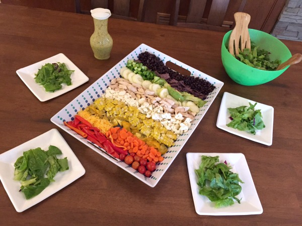rainbow-salad-with-mustard-vinaigrette
