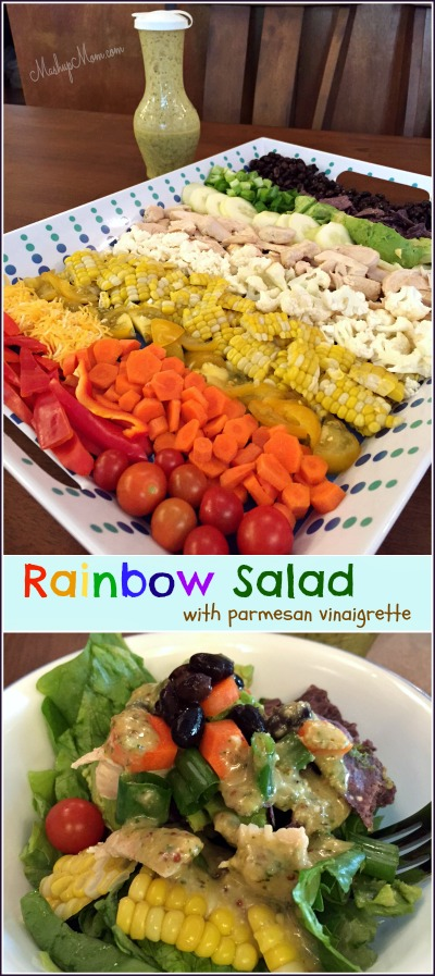 rainbow-salad-with-parmesan-vinaigrette