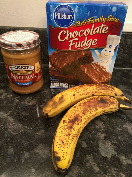 peanut-butter-bananas-brownie-mix
