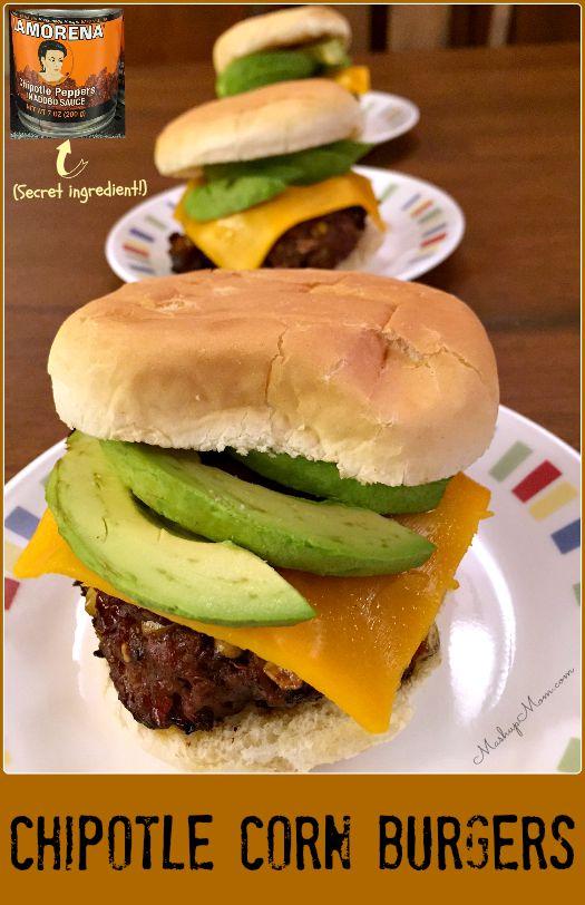 tower-of-la-morena-chipotle-corn-burgers