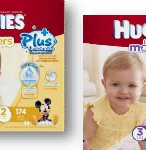 Huggies Little Snugglers Plus / Little Movers Plus Costco sale + gift card giveaway!