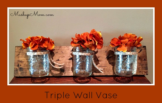 Wall vases 5
