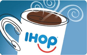 IHOP — $1 Short Stack Day today + they'll donate to No Kid Hungry
