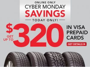 Car Care And Tire Discounts For Cyber Monday Mashup Mom