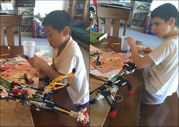 Knex X Flame Review Giveaway