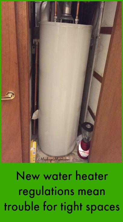 I Used To Have A Pantry But Now I Have A New Water Heater