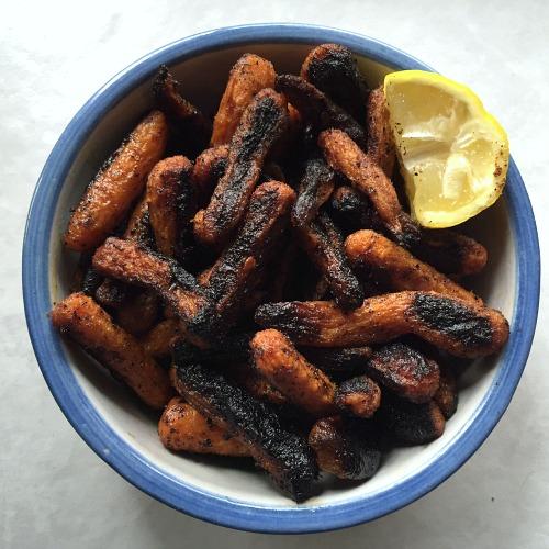 harissa-carrots