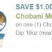 Chobani Meze dips better than net free at Target