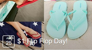55b1a78aee4  1.00 Flip Flop Day at Old Navy tomorrow!