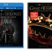 Amazon Gold Box — Game of Thrones Season 1 or 2 on DVD or Blu-Ray $11.99