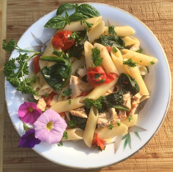 gluten-free-spinach-penne-psata